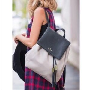 Kate Spade Mulberry Breezy Backpack Like New